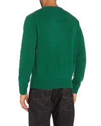 GANT | Green V-neck Jumper for Men | Lyst