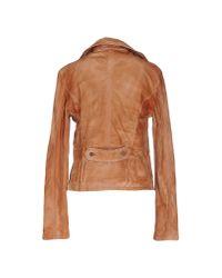 Vintage De Luxe - Brown Blazer - Lyst