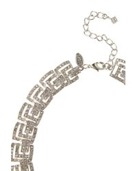 Coast - Metallic Deco Necklace - Lyst