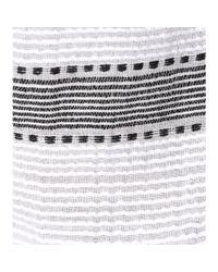 lemlem - Black Cotton Playsuit - Lyst