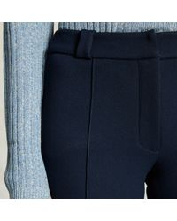 Trademark | Blue Seamed Pant | Lyst