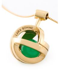 Lara Bohinc | Metallic 'planetaria' Necklace | Lyst