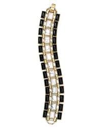 House of Harlow 1960 - Black 1960 Azure Mosaic Bracelet - Lyst