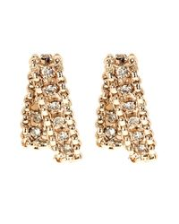 Coast - Metallic Karma Earrings - Lyst