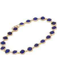Irene Neuwirth | Purple Round-link Bracelet | Lyst