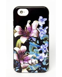 Nicole Miller | Blue Iphone 6 Case | Lyst