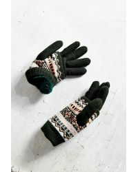 BDG - Multicolor Second Layer Plush Glove - Lyst
