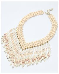 Nakamol | Multicolor Flair Necklace-peach | Lyst