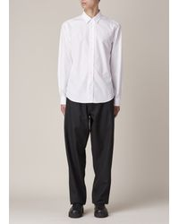 Comme des Garçons | Black Woven Pants for Men | Lyst