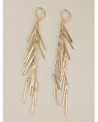 Isabel Marant | Metallic Linares Earrings | Lyst