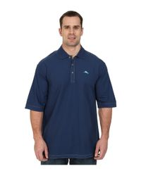 Tommy Bahama - Green Big & Tall Emfielder Polo Shirt for Men - Lyst