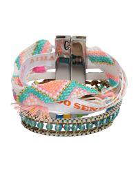 Hipanema - Metallic Bracelet - Lyst