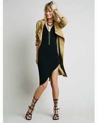 Free People | Black Anniversary Dress | Lyst