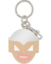 Stella McCartney - Metallic Superhero Keychain - For Women - Lyst