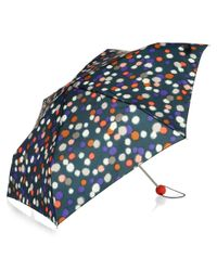 Hobbs   Blue Ikat Spot Umbrella   Lyst