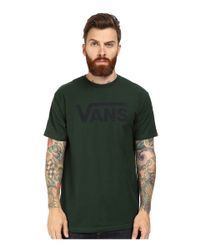 Vans | Green Classic for Men | Lyst