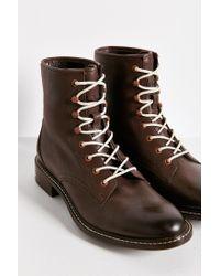 Woolrich - Brown Deadeye Lace-up Boot - Lyst