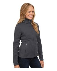 Spyder | Gray Endure Full Zip Mid Weight Core Sweater | Lyst