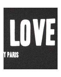 Givenchy - Black Printed Cotton T-shirt - Lyst