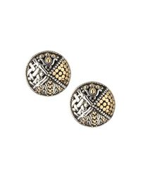John Hardy | Multicolor Multi-pattern Stud Earrings | Lyst