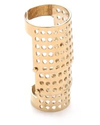 Kelly Wearstler - Metallic Bastion Ring - Lyst