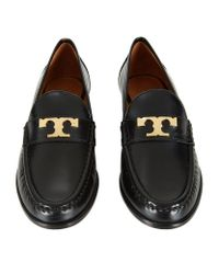 Tory Burch Black Townsend Loafer