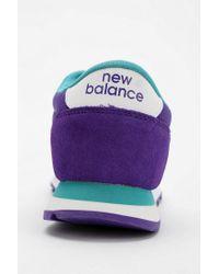 Urban Outfitters - Purple New Balance 501 Team Spirit Running Sneaker - Lyst