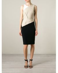 Roland Mouret - Black 'Arley' Dress - Lyst