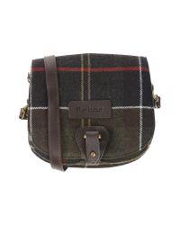 Barbour - Green Cross-body Bag - Lyst