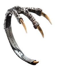 Pamela Love - Gray The Mammoth Talon Cuff - Lyst