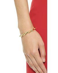 Pamela Love - Metallic Thin Sun Cuff Bracelet - Lyst