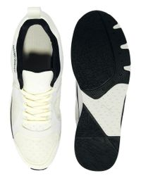 PUMA | White Puma Chalayan Haast Trainers for Men | Lyst