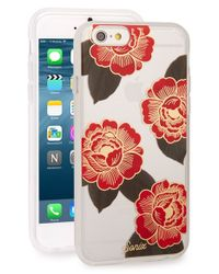 Sonix - Red 'scarlette' Iphone 6 & 6s Case - Lyst
