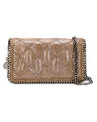 Stella McCartney - Natural 'falabella' Crossbody Bag - Lyst