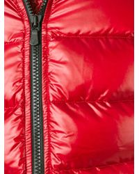 Rossignol - Red Padded Jacket for Men - Lyst