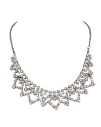 Ziba | Metallic Estefania Necklace | Lyst