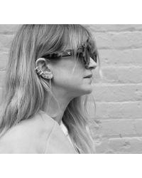 Jenny Bird - Metallic Illa Ear Cuff - Lyst