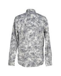 Carhartt - Gray Shirt for Men - Lyst