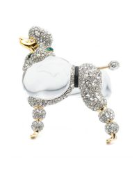 Alexis Bittar - White French Poodle Jelly Belly Cuff You Might Also Like - Lyst
