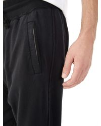Alternative Apparel - Black Wearied Eco-micro Fleece Pants for Men - Lyst