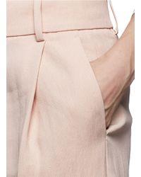 J.Crew - Pink Collection Italian Linen Short - Lyst