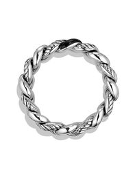 David Yurman | Metallic Belmont Curb Link Bracelet | Lyst