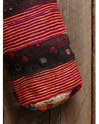 Free People - Multicolor Vintage Small Embroidered Bag - Lyst