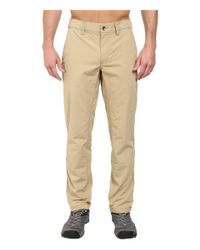 Marmot | Natural Harrison Pant for Men | Lyst