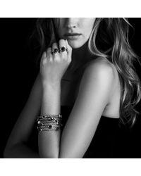 David Yurman - Renaissance Ring with Black Onyx and Hematine - Lyst