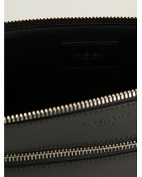 Givenchy - Black Classic Clutch for Men - Lyst