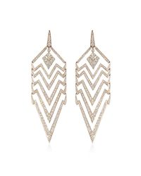 Stephen Webster - Metallic Lady Stardust Deco Earrings - Lyst