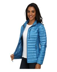 Patagonia | Blue Ultralight Down Jacket | Lyst