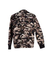 Neil Barrett - Black Sweatshirt for Men - Lyst