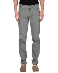 Braddock - Green Denim Trousers for Men - Lyst